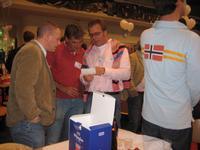 Roland vd Akker, Jan Molenschot, Pieter Voskuil, Niels van Wijk