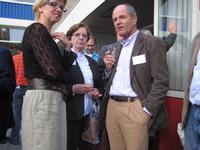 , Lia Peeters en Theo Gerardts