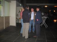 Liesbeth van der Worp, Jan Mol, Roland vd Akker, Derek Rademaker