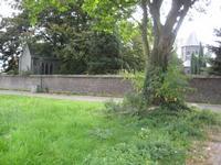 de begraafplaats aan het Schoolpad