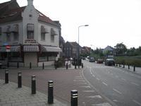 Cafetaria hoek Herkenboscherweg en Kapellerlaan