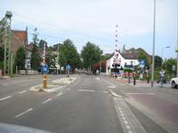 spoorwegovergang Kapellerlaan richting Roermond